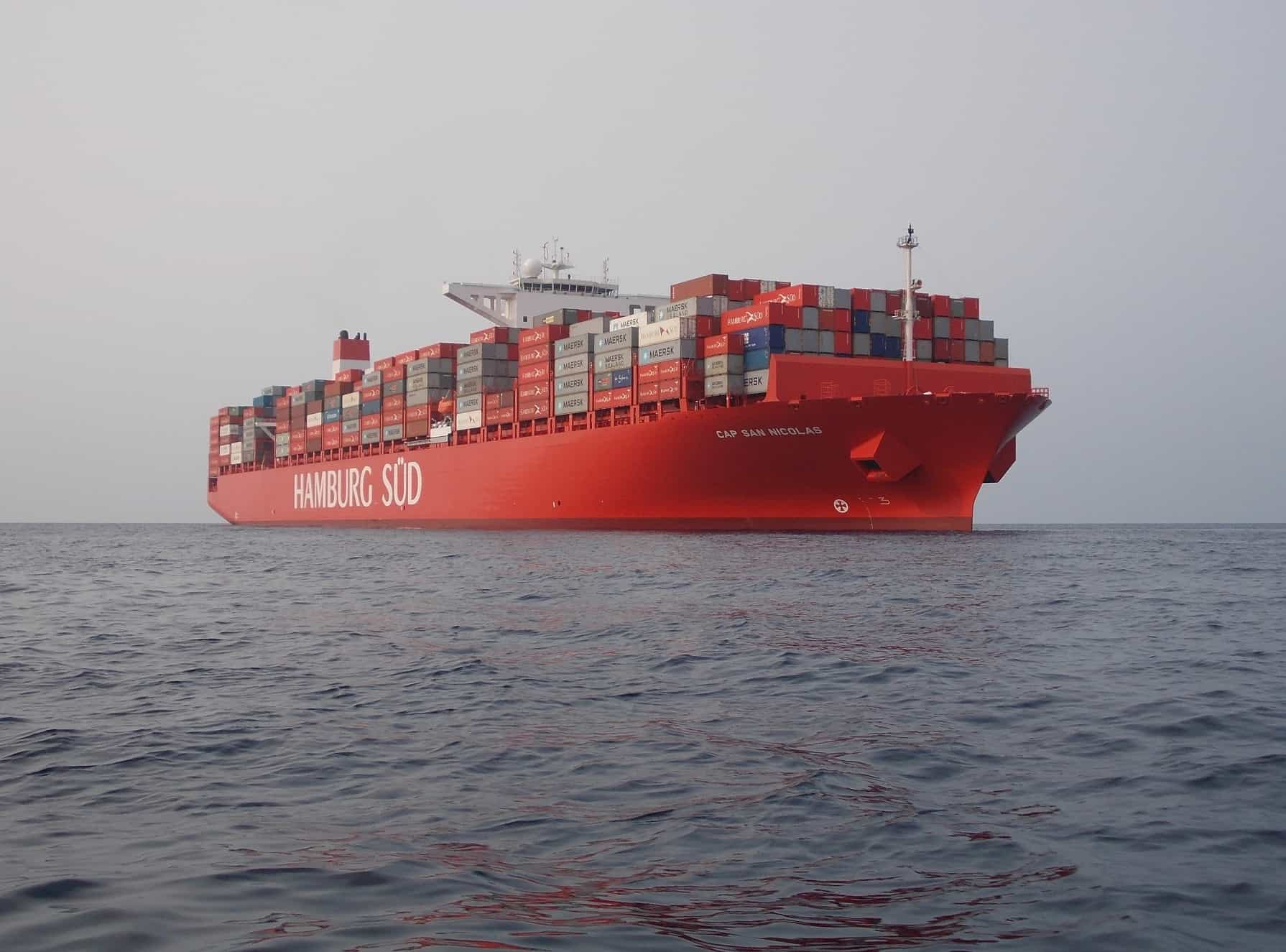 Maersk Line agrees to acquire Hamburg Süd