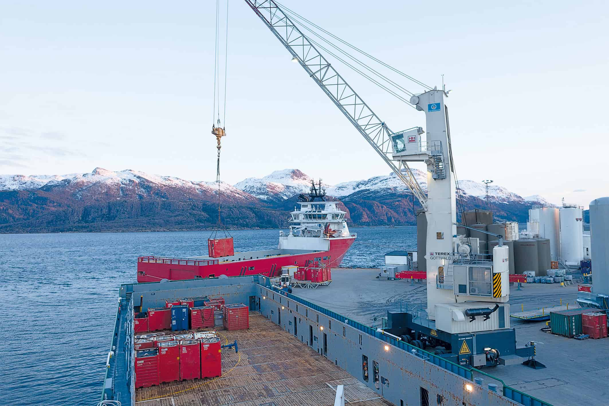 Terex receives new order from Japan