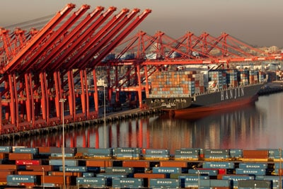 Korea Line pulls out of Long Beach terminal bid