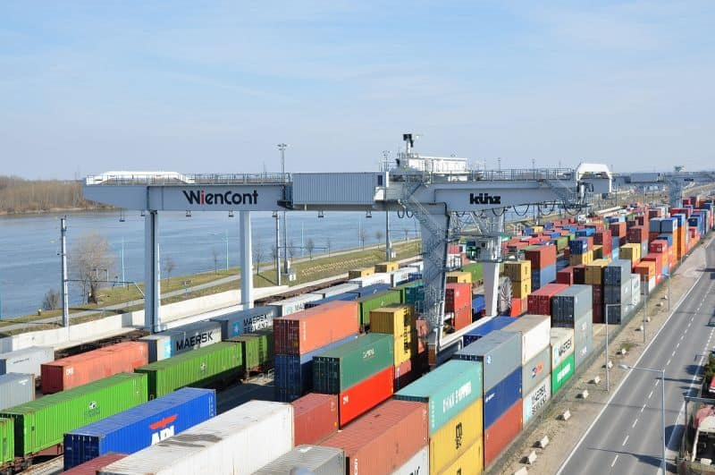 Kalmar receives first order for new empty container handlers