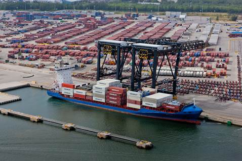 Tideworks-Crowley multi-terminal projects starts