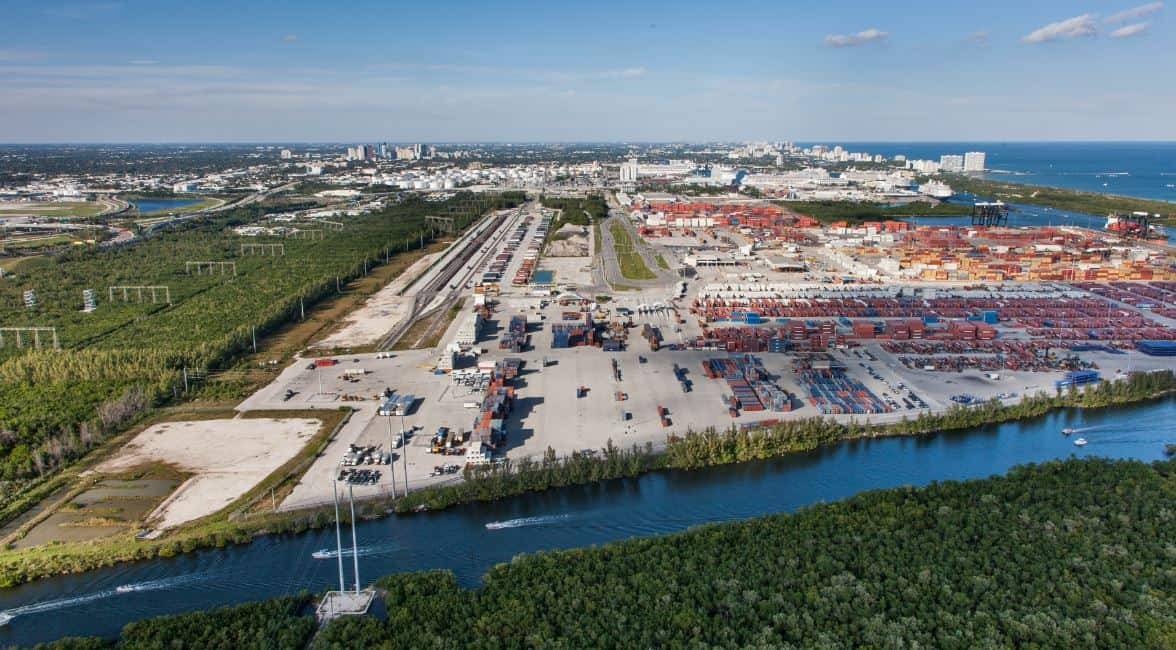 Port Everglades receives first Cuba-US shipment for 50 years