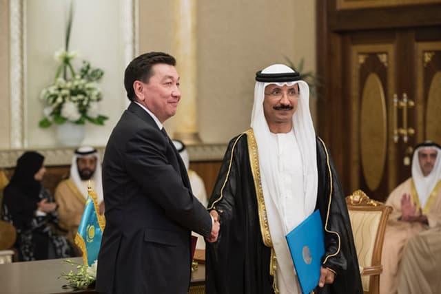 DP World to develop special economic zone in Kazakhstan