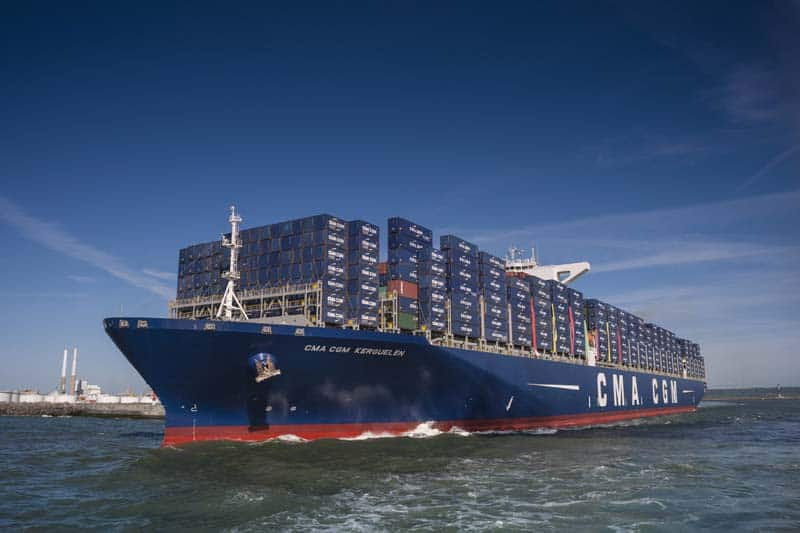 Drewry: Launch of new alliances will cause delays