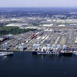 The terminal currently has a 1.5m teu annual capacity
