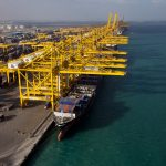 UAE volumes were affected by challenging market conditions in Jebel Ali