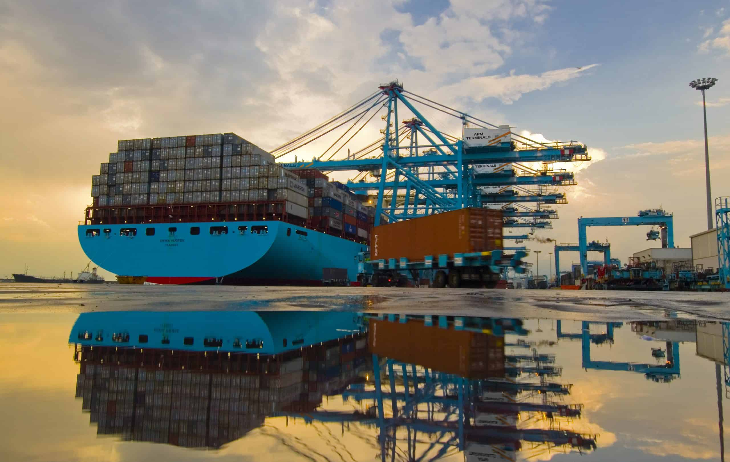 Maersk Line to divert cargo away from Algeciras during strikes