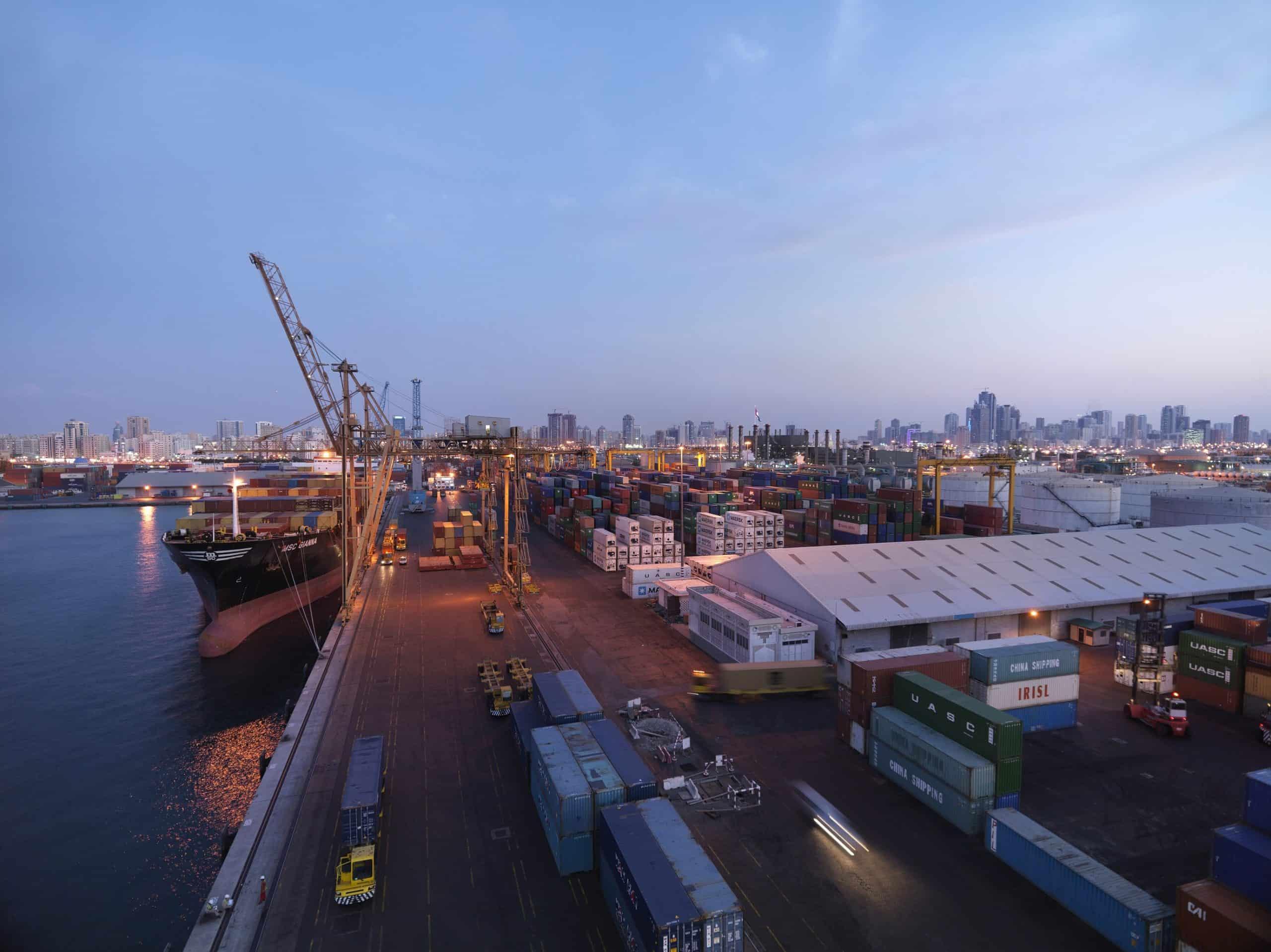 Gulftainer upgrades to MACH TOS in Sharjah