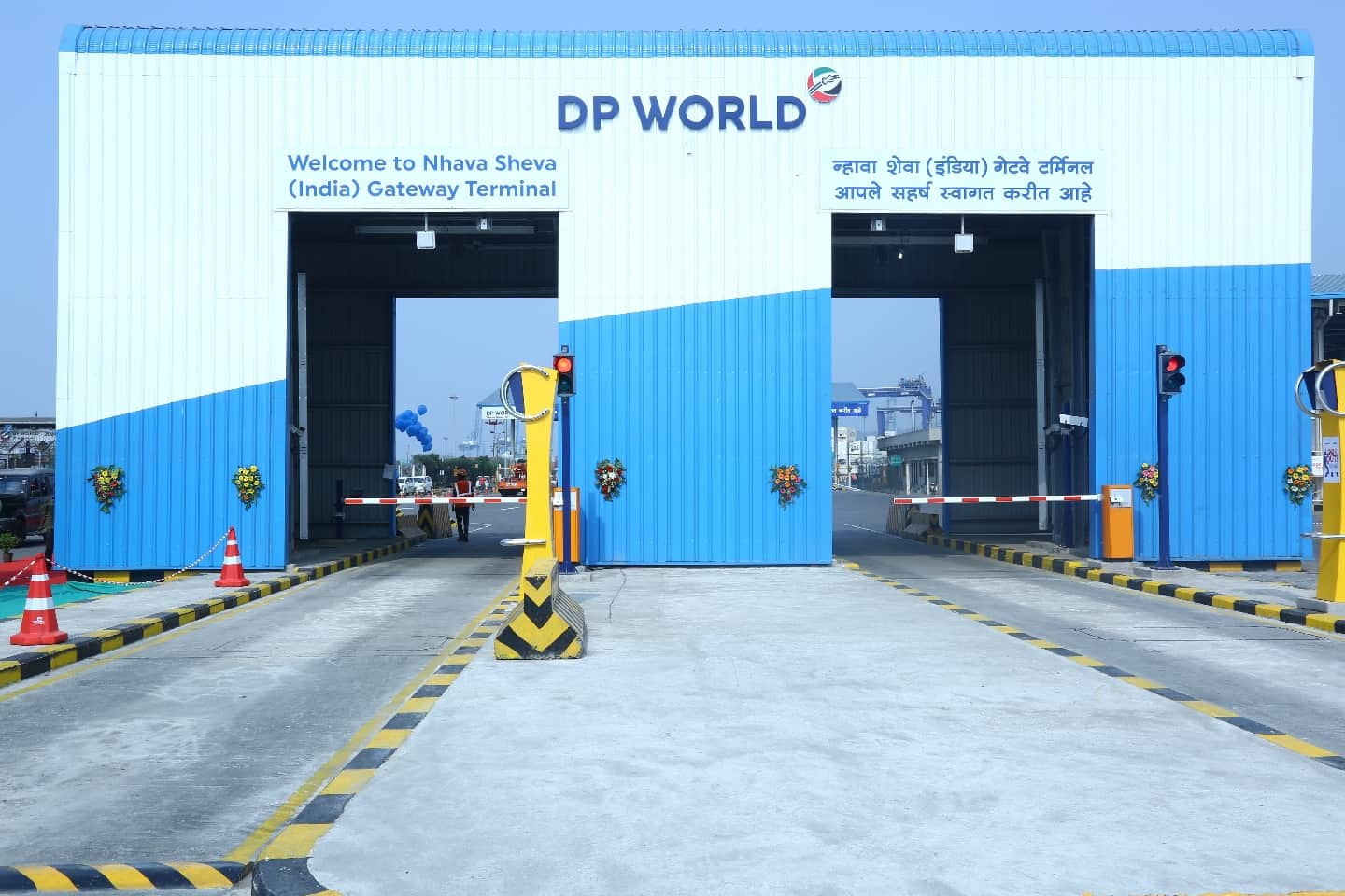 DP World to operate India's first automated port gates