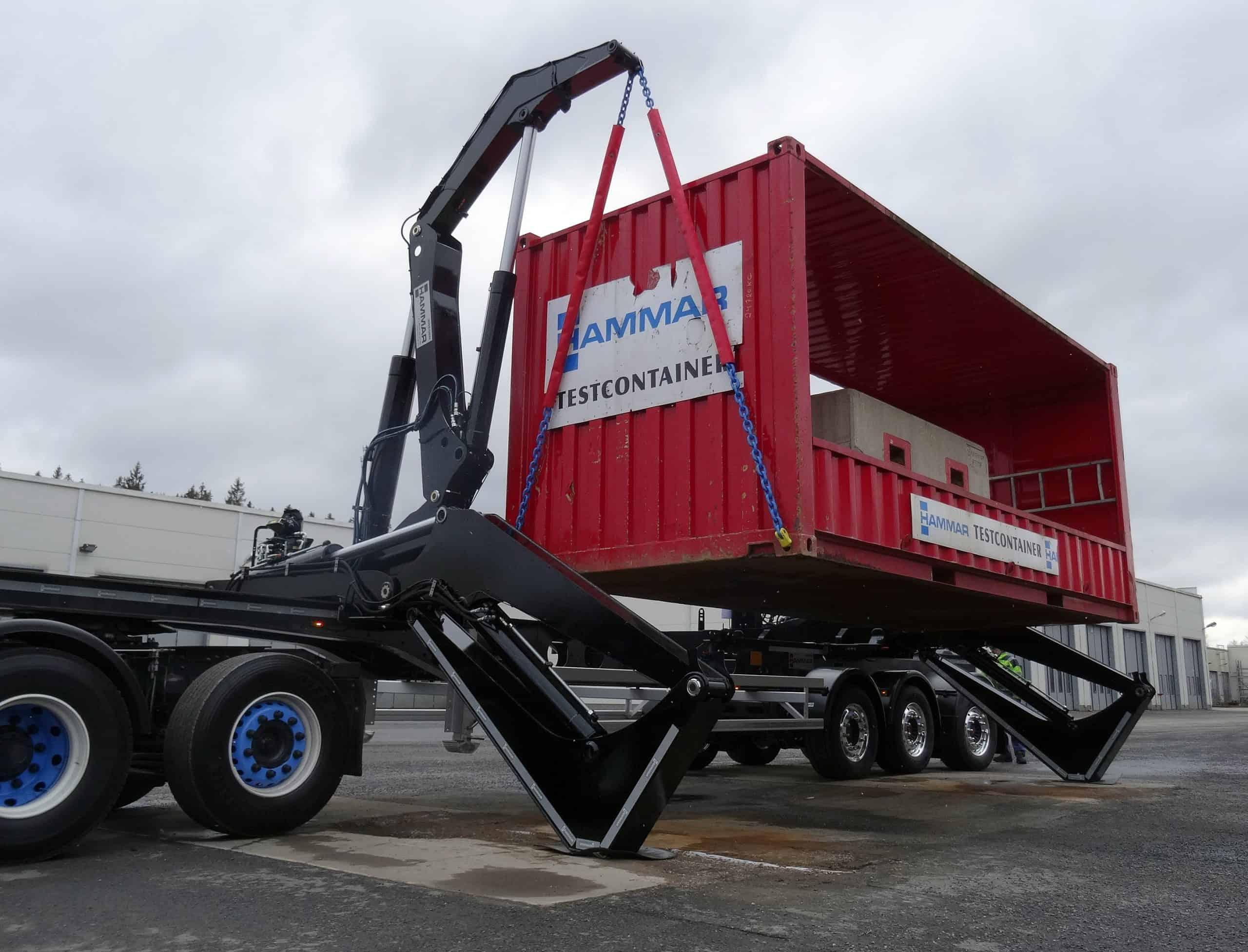 Hammar launches new sideloader
