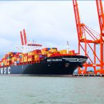ICTSI's new joint venture terminal in Buenaventura, Colombia, made a loss