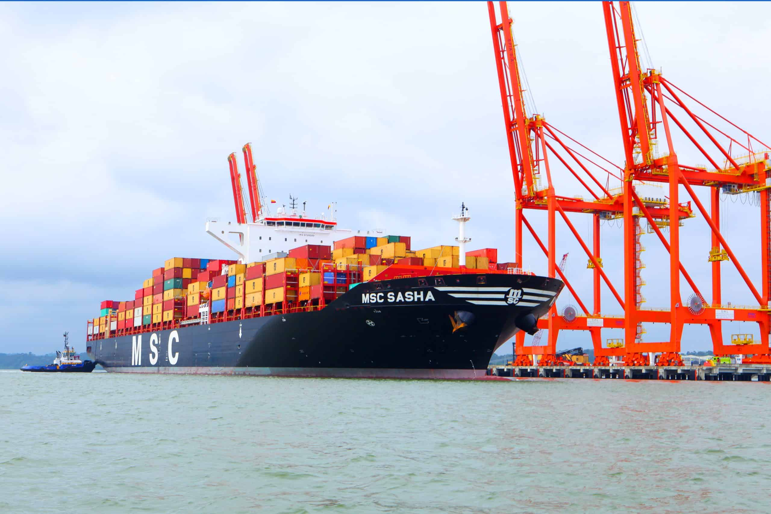Double digit growth for ICTSI