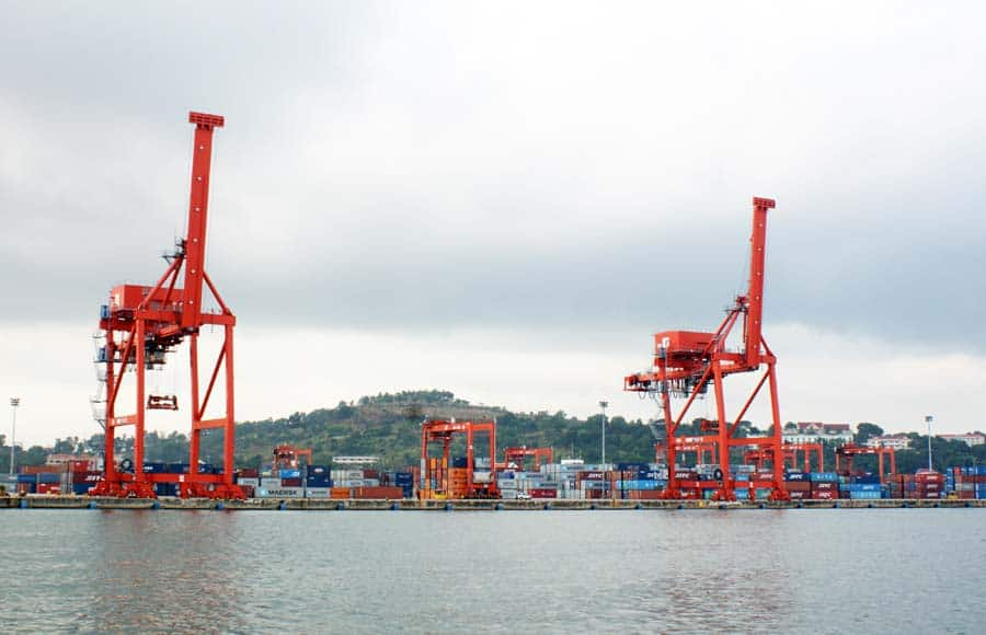 New container terminal to be built in Cambodia