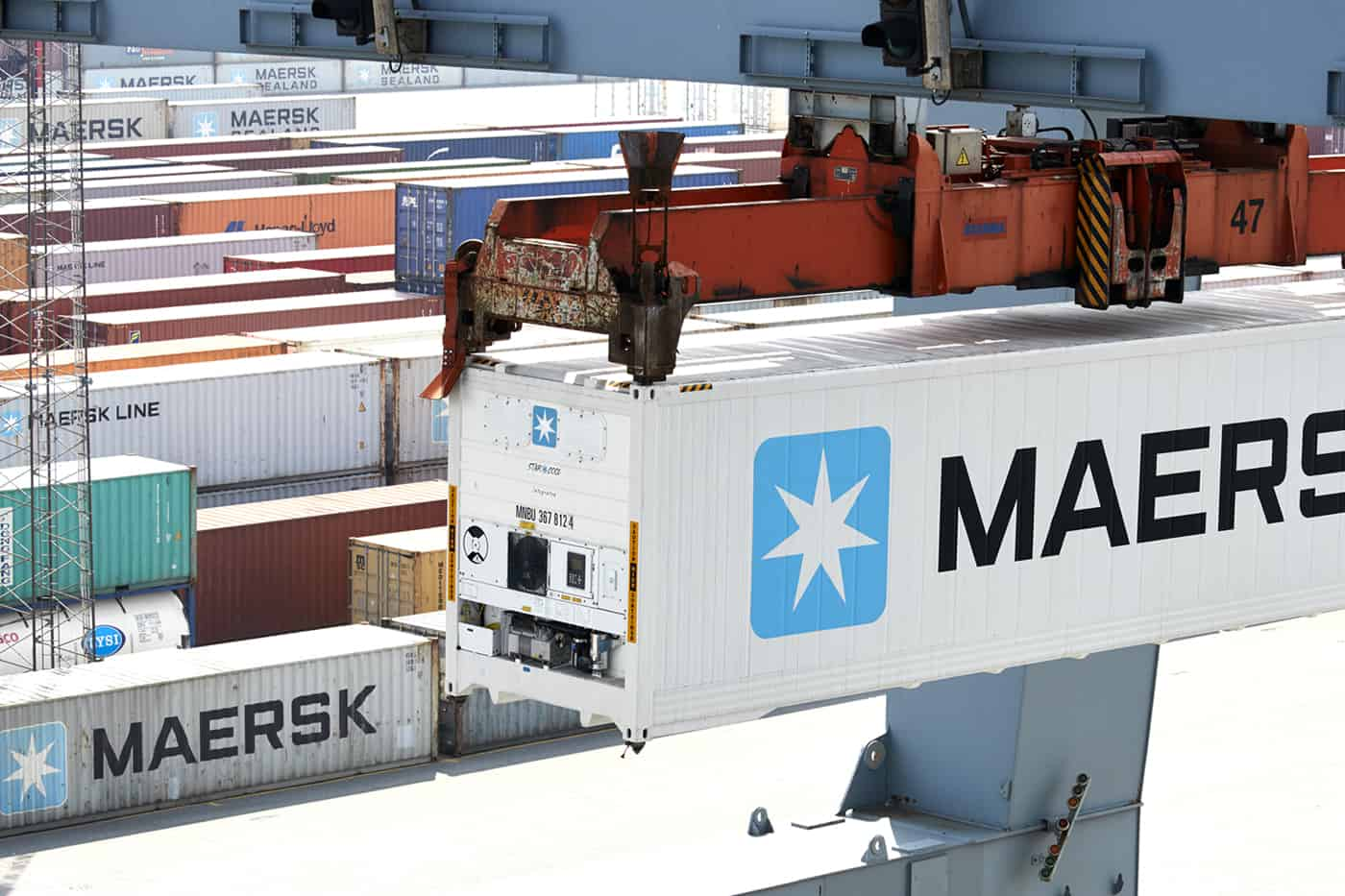 Maersk adopts new protective IT measures