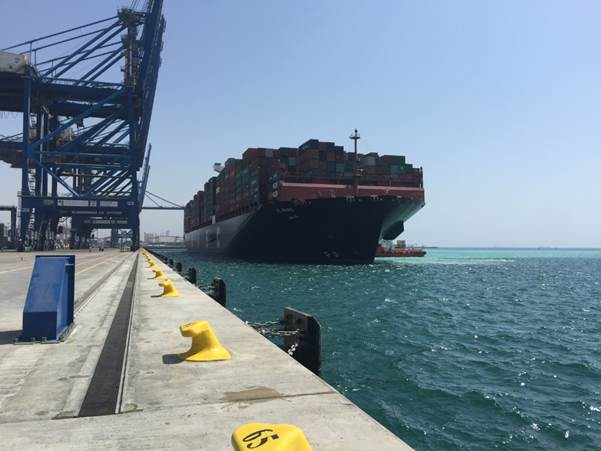 Red Sea Gateway Terminal completes US$70m expansion