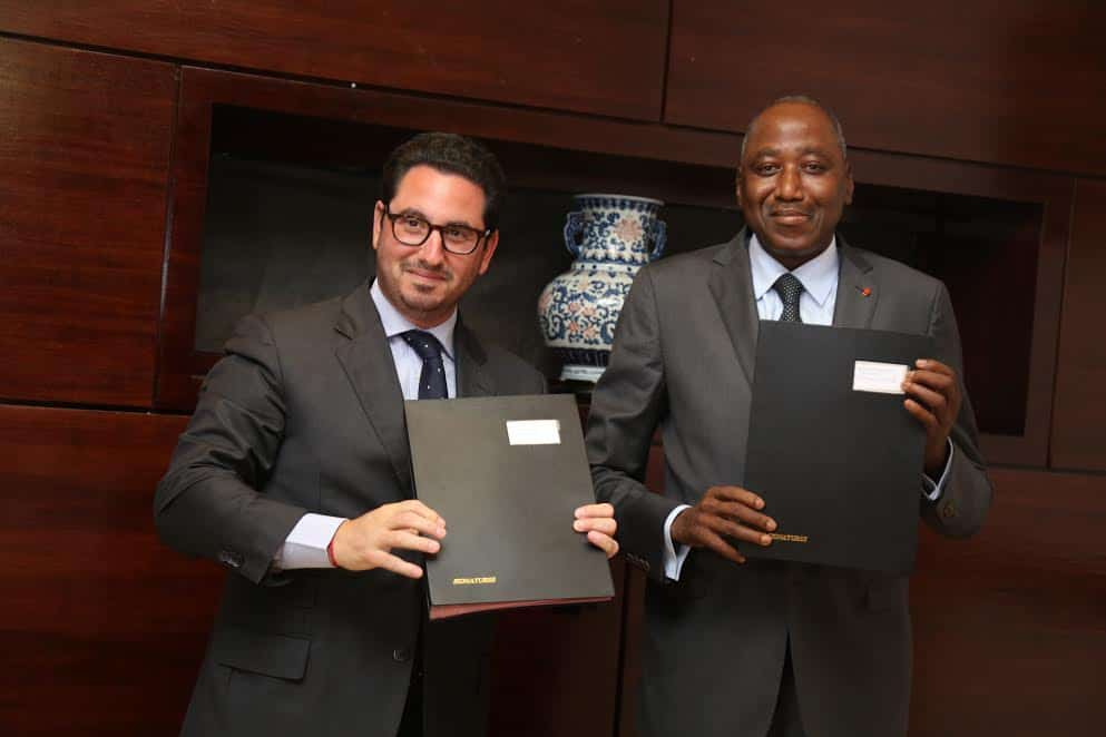 MSC to expand Côte d'Ivoire terminal
