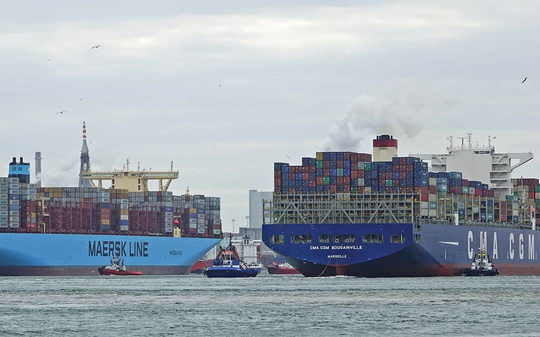 Port of Rotterdam calls for greater state support