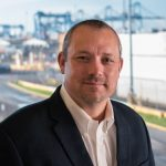 TJ Rucker is currently vice president of operations at Manzanillo International Terminal
