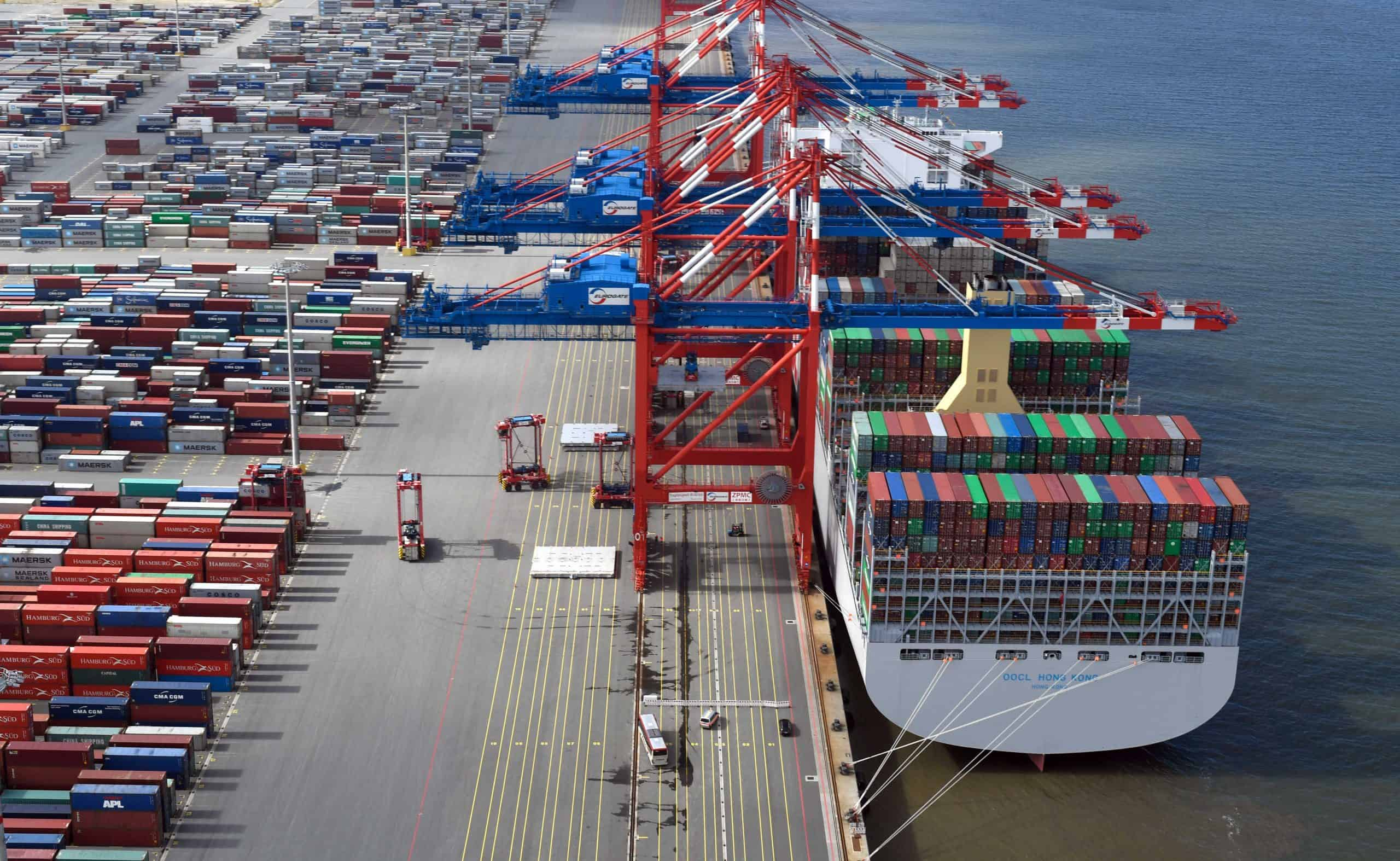 Eurogate Wilhelmshaven to increase labour force by 50%