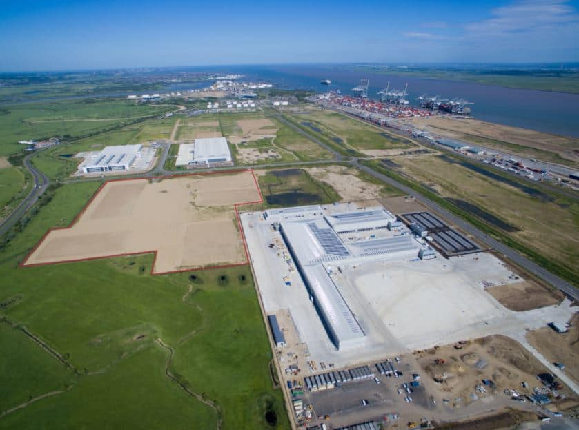 Multi-temperature facility to be built at London Gateway