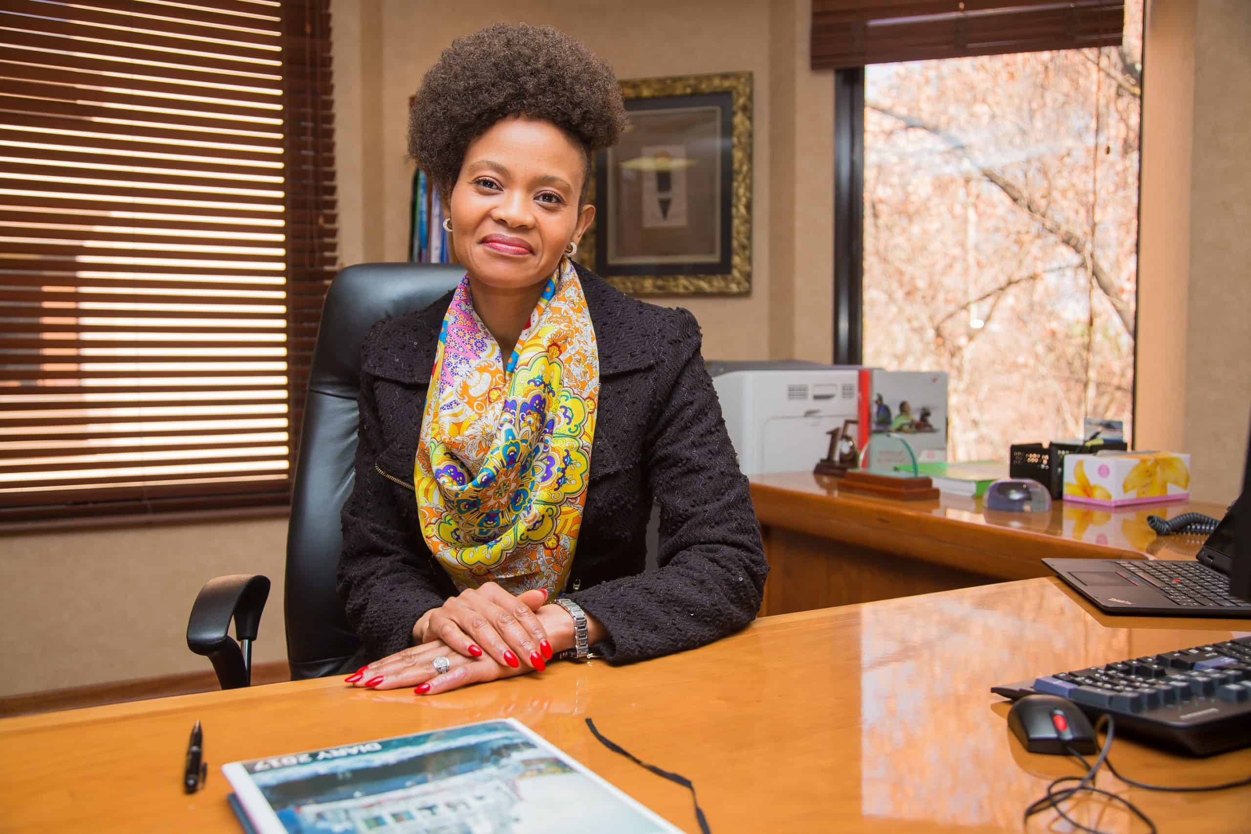 Transnet National Ports Authority appoints first female chief executive
