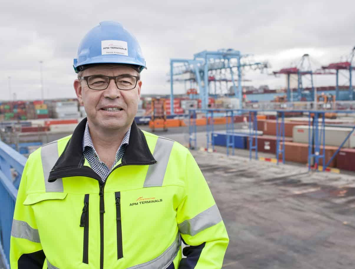 APMT Gothenburg announces new labour pool