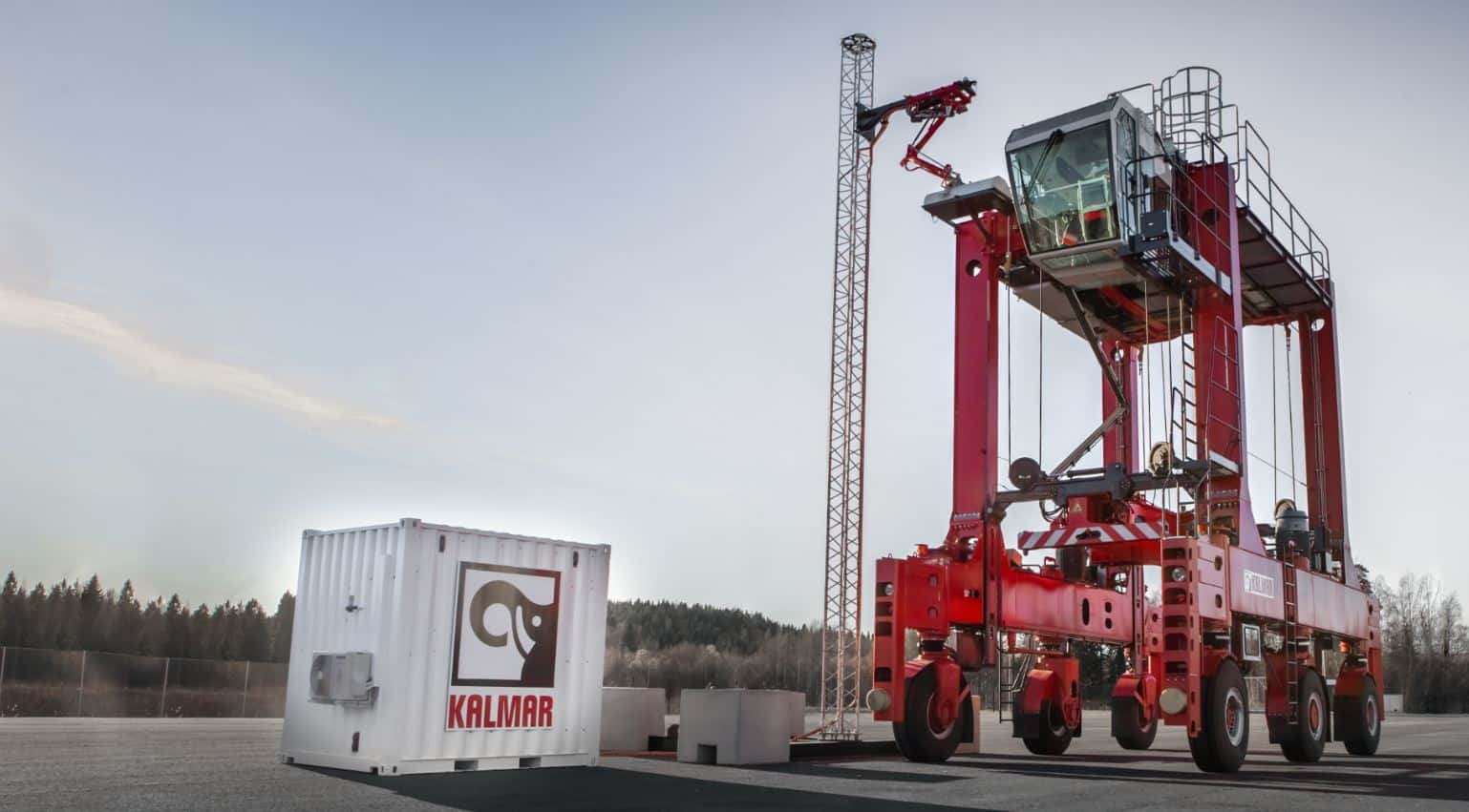 Kalmar and London Gateway to pilot new green shuttle
