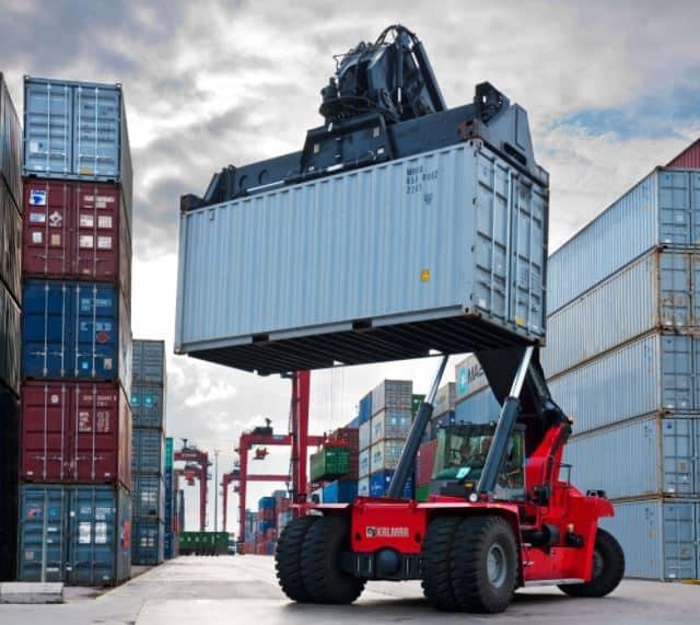 Kalmar to deliver equipment to Fiji
