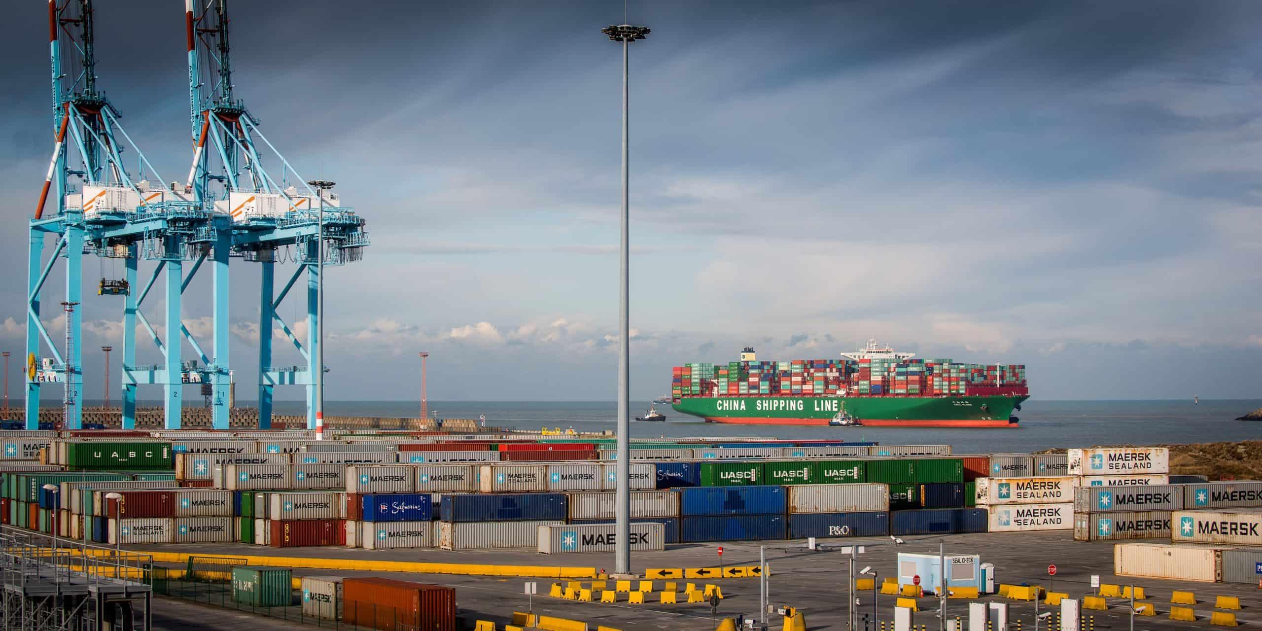 COSCO takes full ownership of APMT Zeebrugge