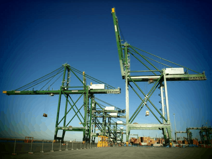 PSA Sines orders STS crane from Paceco