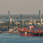 Charleston's harbour entrance channel will be dredged to 52 ft