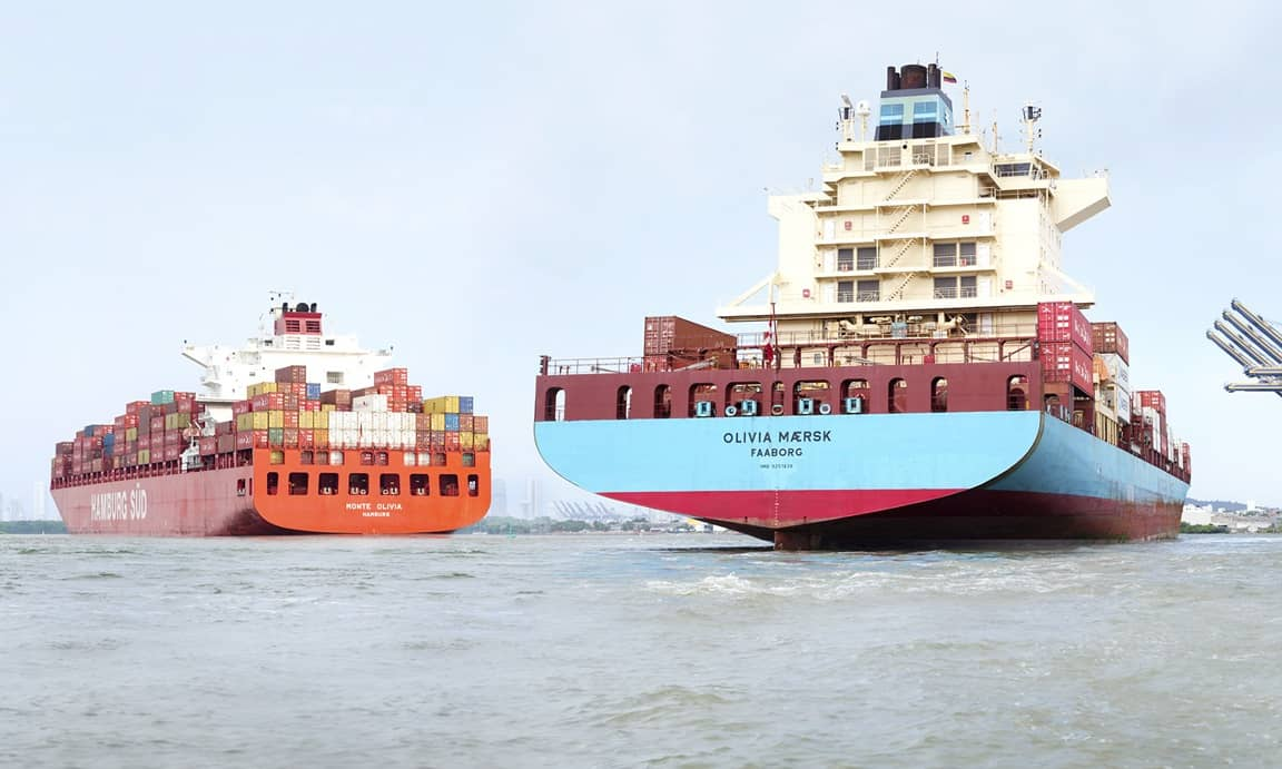 Maersk Line completes Hamburg Süd acquisition
