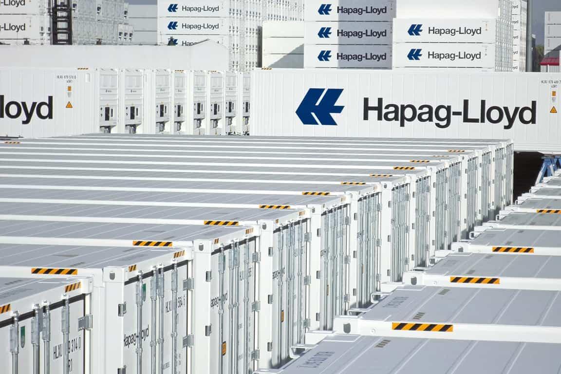 Hapag-Lloyd makes MCI order