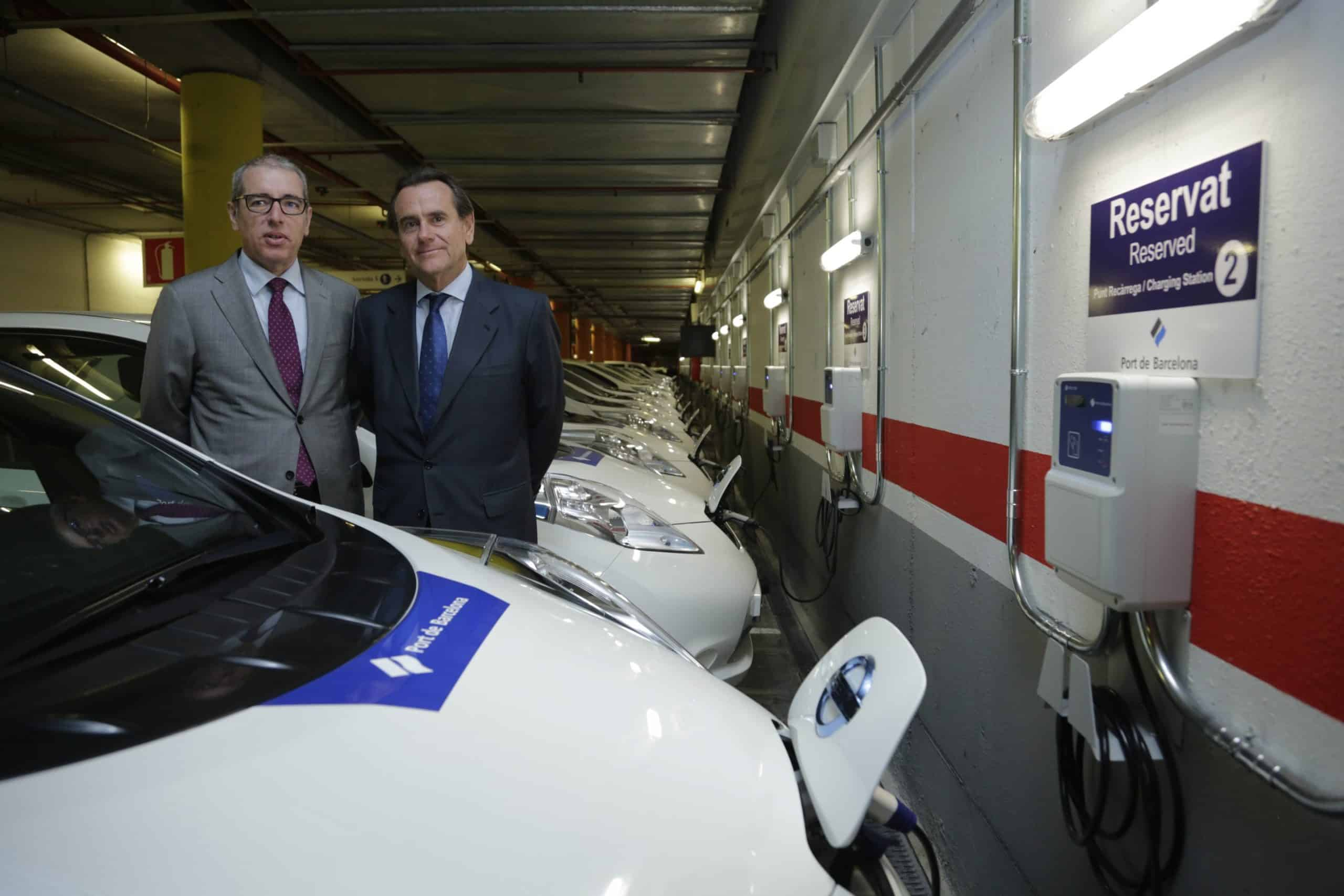 Barcelona invests in electric cars and vans