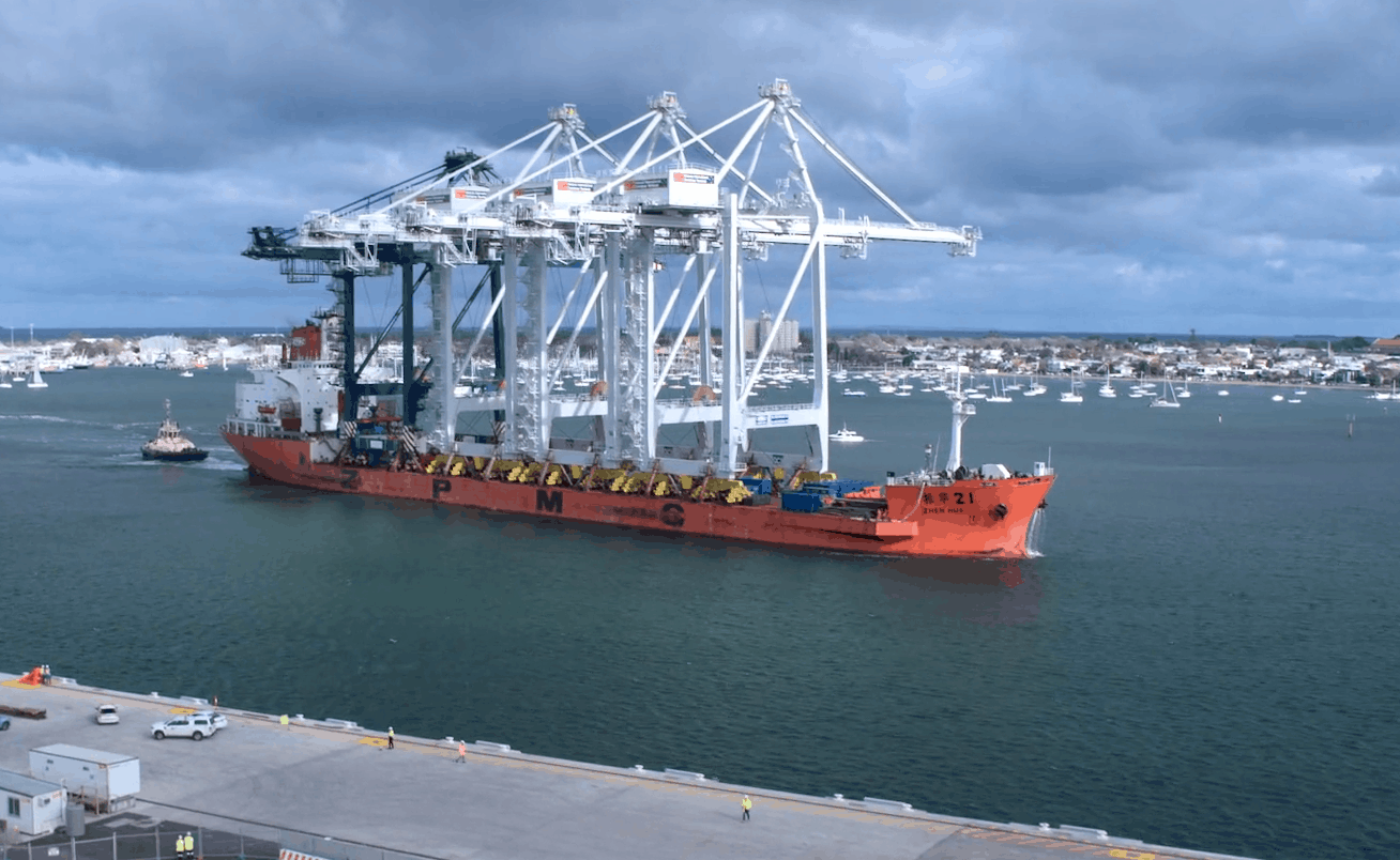 ICTSI performs well in third quarter results