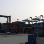 It is hoped that the new dry port will alleviate congestion in Alexandria
