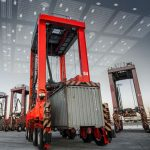 Kalmar's automated straddle carriers