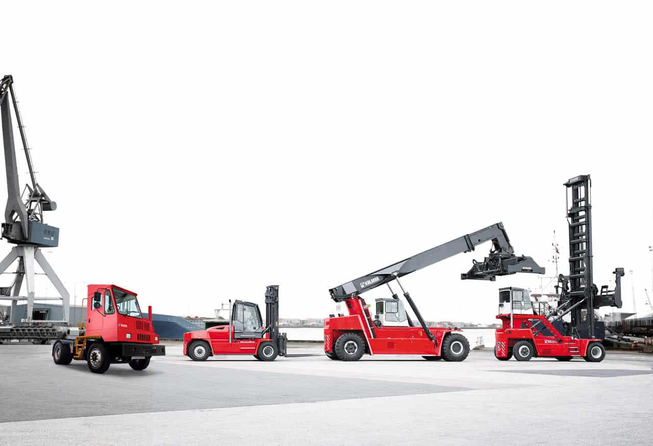 Kalmar launches 'Essential' range for Asia-Pacific