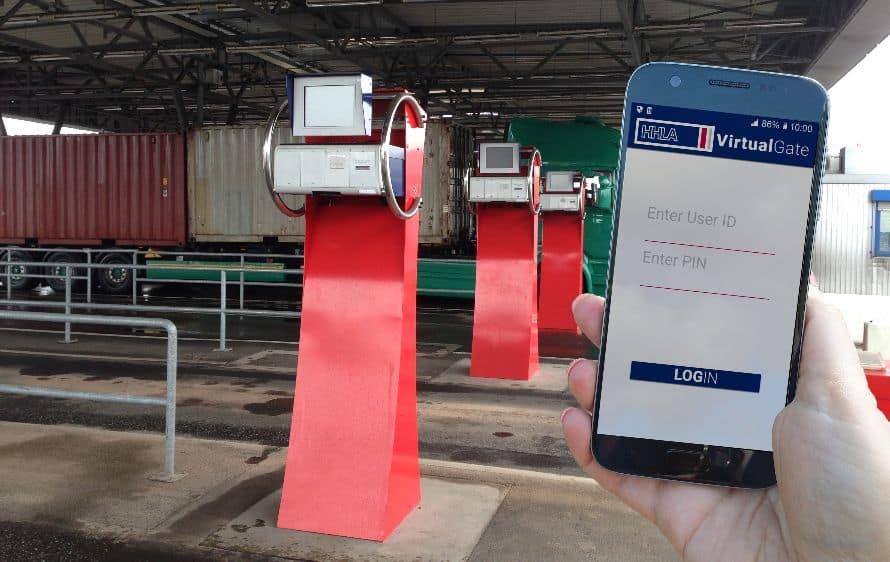 Hamburg terminals set for Camco VirtualGate app