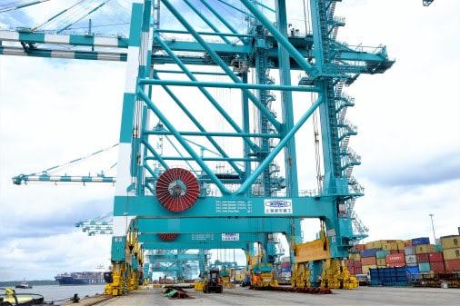 Cavotec supplies record-breaking cranes