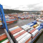 Cork's container terminals grew in 2017