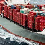 K-Line's container volumes rose by 14%