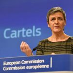 Commissioner Margrethe Vestager, in charge of competition policy