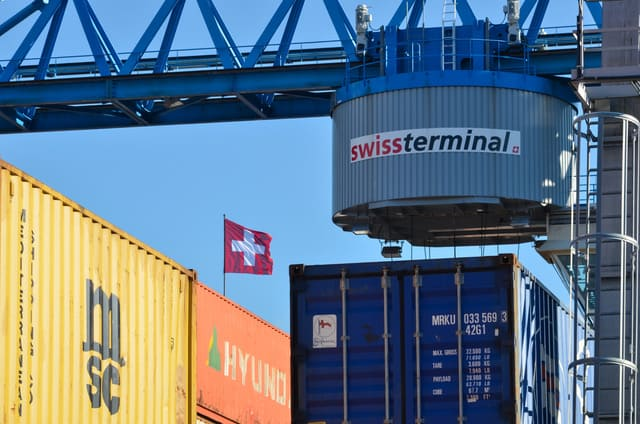 Swissterminal announces new company structure