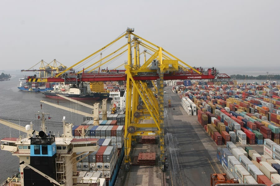 Global Ports' volumes accelerate into the New Year