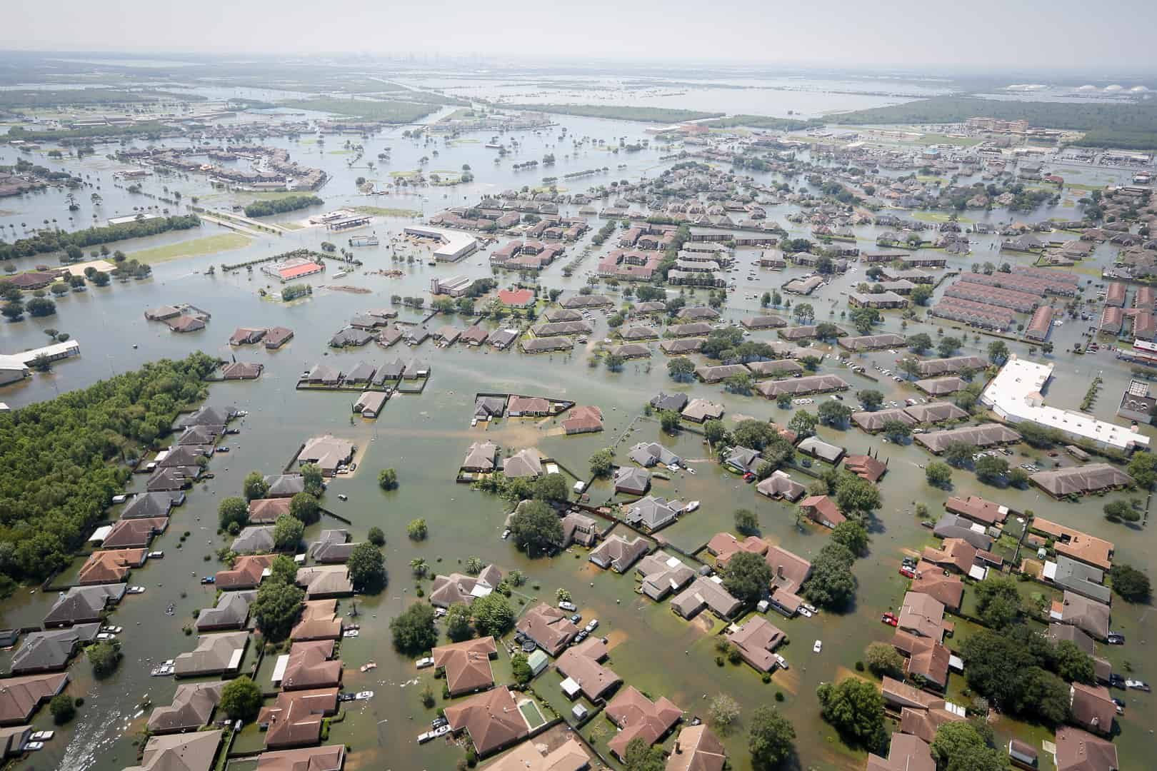 Natural disasters play havoc for marine insurers in 2017