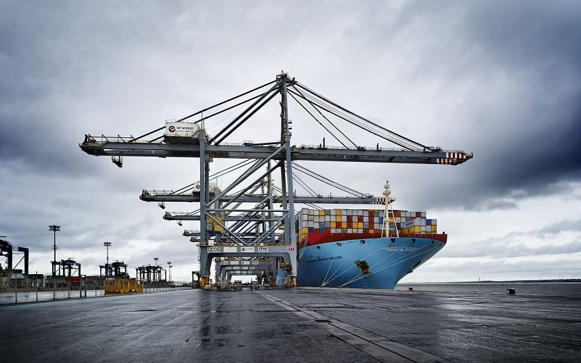 DP World throughput up by more than 10% in 2017