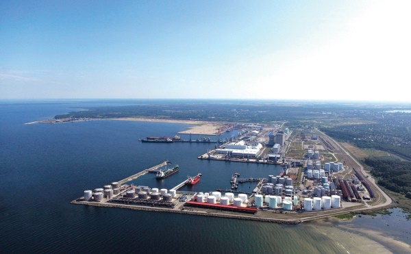 HHLA acquires Estonian port operator