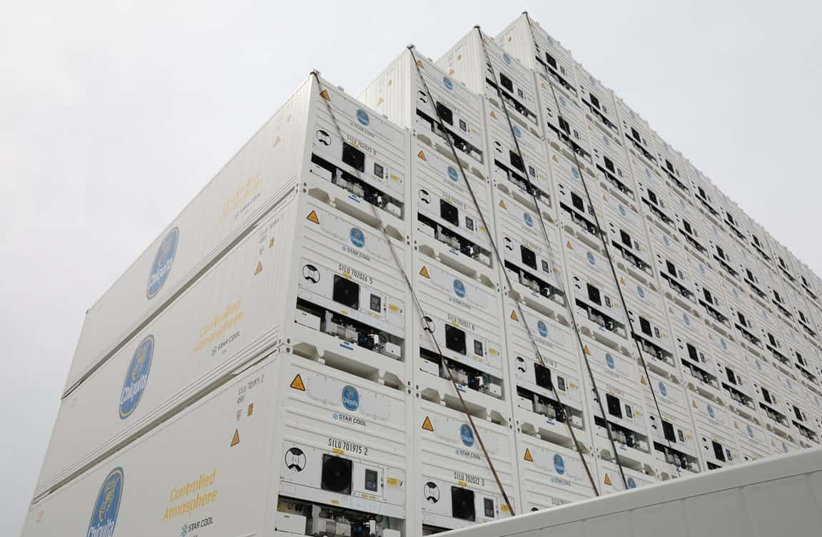 Chiquita orders 2,500 Star Cool reefers