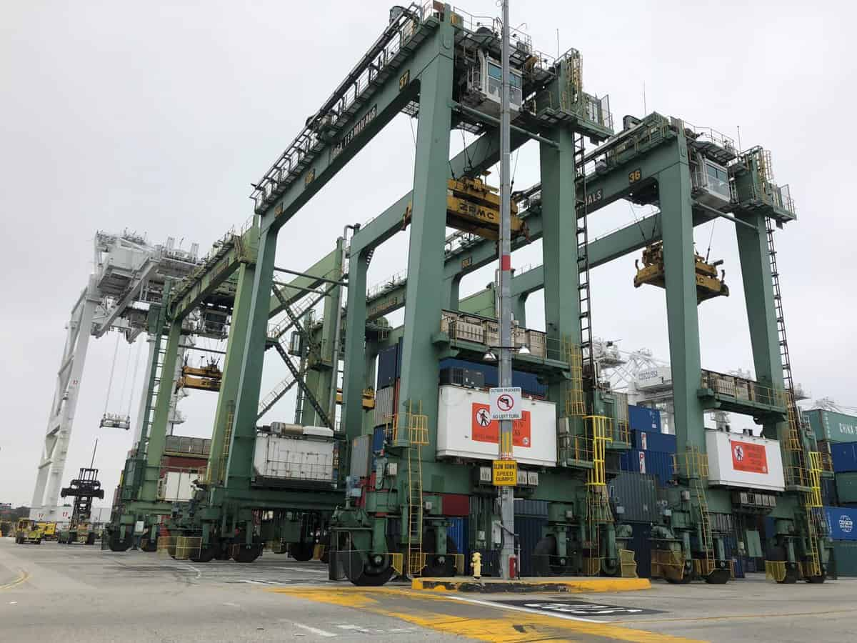 Zero-emissions port project launched in Long Beach